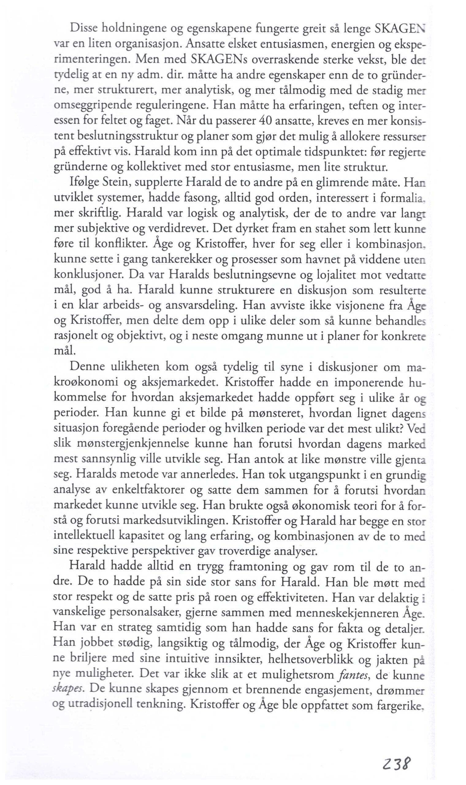 Skagen boka 3
